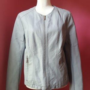 Kenneth Cole Reaction Steel Blue Jacket